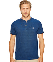 Fred Perry - Pique Henley T-Shirt