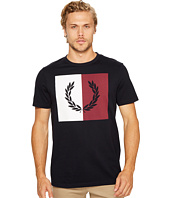 Fred Perry - Split Laurel Wreath T-Shirt