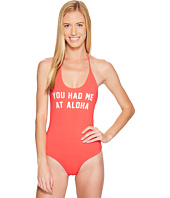 Spiritual Gangster - You Had Me At Retreat One-Piece
