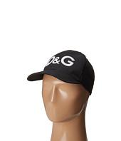 Dolce & Gabbana - Logo Baseball Cap