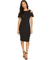 Calvin Klein - Cold Shoulder Sheath Dress