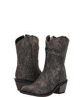 Old West Kids Boots - Fashion Zipper (Toddler/Little Kid)