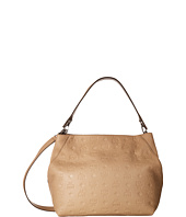 MCM - Klara Monogrammed Leather Medium Hobo