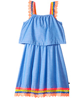 Tommy Hilfiger Kids - Crochet Sleeve and Hem Dress (Big Kids)