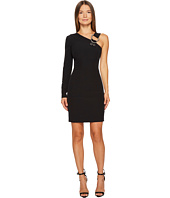 Versace Jeans - One Shoulder Long Sleeve Dress