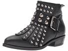 Studded Fringe Ankle Boots