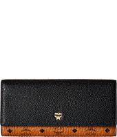 MCM - Corina Visetos Flap Wallet