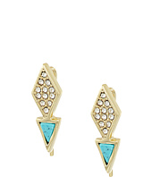 Vera Bradley - Triangle Stud Earrings