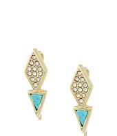 Vera Bradley - Triangle Stud Earrings