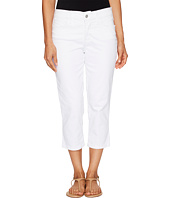 NYDJ Petite - Petite Alina Capris in Optic White