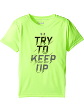 Under Armour Kids - Try To Keep Up Tee (Little Kids/Big Kids)