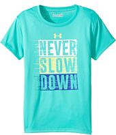 Under Armour Kids - Never Slow Down Short Sleeve Tee (Little Kids)