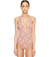 Letarte - Embellished One-Piece