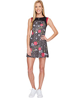 Eleven by Venus Williams - Floral Brocade Pelisse Dress