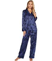 LAUREN Ralph Lauren - Paisley Satin Pajama