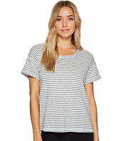 Jockey - Double Face Knit Short Sleeve Top
