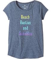 Roxy Kids - Beach Besties Fashion Crew (Big Kids)
