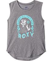 Roxy Kids - Queen of the Sea Muscle Tee (Big Kids)