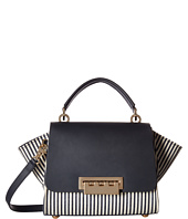 ZAC Zac Posen - Eartha Iconic Mini Top-Handle Striped