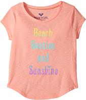 Roxy Kids - Beach Besties Fashion Crew (Toddler/Little Kids/Big Kids)