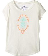 Roxy Kids - Happiness Sunshine Fashion Crew (Toddler/Little Kids/Big Kids)