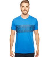 Calvin Klein - Dash Logo Crew Neck T-Shirt