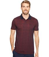 Calvin Klein - Mesh Plated Jersey Polo Shirt