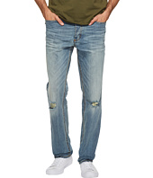 Calvin Klein Jeans - Slim Straight Jeans in Mud Slash Wash