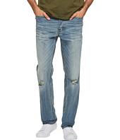 Calvin Klein Jeans - Slim Straight Jeans in Mud Slash Wash