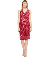 Lucky Brand - Red Batik Print Dress