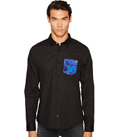 Versace Jeans - Printed Pocket Button Down
