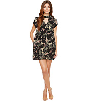 Brigitte Bailey - Averie Short Sleeve Floral Dress