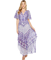 Adelyn Rae - Kassandra Woven Maxi Dress