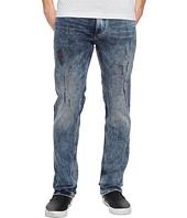 Calvin Klein Jeans - Slim Straight Jeans in Bruise Indigo Wash