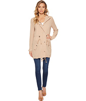 ROMEO & JULIET COUTURE - Hooded Parka Jacket