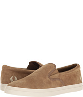 Fred Perry - Underspin Slip-On Suede