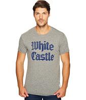 The Original Retro Brand - White Castle Short Sleeve Tri-Blend Tee
