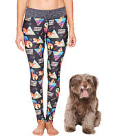 Puppies Make Me Happy - Puppies & Fitness Leggings