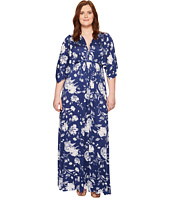 Rachel Pally - Plus Size Long Caftan Dress