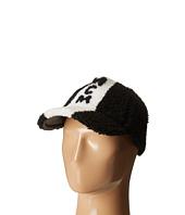 MCM - Stark Shearling Stripe Cap