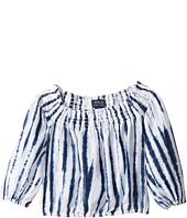 Polo Ralph Lauren Kids - Shibori Linen Boho Top (Toddler)