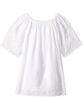 Polo Ralph Lauren Kids - Cotton Lace Hem Dress (Toddler)