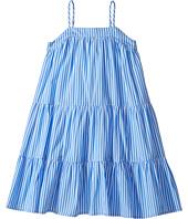 Polo Ralph Lauren Kids - Sunfade Bengal Tiered Dress (Little Kids)