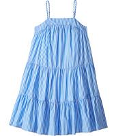 Polo Ralph Lauren Kids - Sunfade Bengal Tiered Dress (Big Kids)