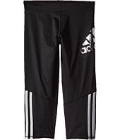 adidas Kids - Super Star Capri Pants (Big Kids)