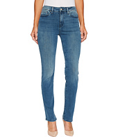Mavi Jeans - Kendra High-Rise Straight in Light Foggy Blue Tribeca