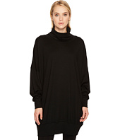 Limi Feu - Turtleneck Dolman Sleeve Sweater