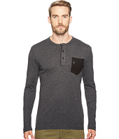 G-Star - Classic Granddad Pocket R T Long Sleeve