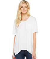 HEATHER - Slouchy Pocket Tee
