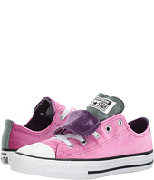 Converse Kids - Chuck Taylor All Star Velvet Double Tongue - Ox (Little Kid/Big Kid)